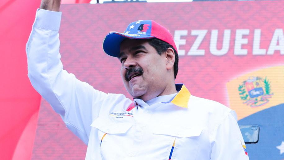 Nicolas Maduro /PRENSA MIRAFLORES HANDOUT /PAP/EPA