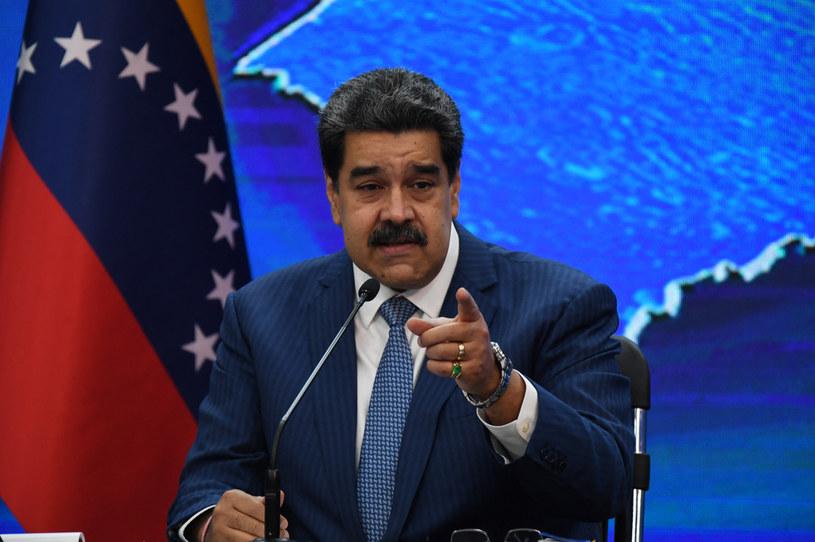 Nicolas Maduro /Federico Parra /AFP