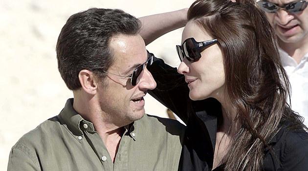 Nicolas Sarkozy, Carla Bruni  /Splashnews