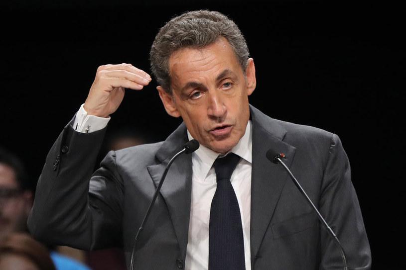 Nicolas Sarkozy chce znów kandydowac w wyborach prezydenckich we Francji /AFP