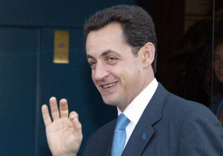 Nicolas Sarkozy: Francuski Elvis? /arch. AFP