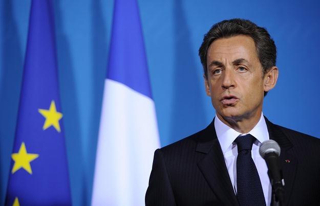 Nicolas Sarkozy: Ryzyko rozpadu Unii Europejskiej nigdy nie było tak duże, jak teraz /AFP