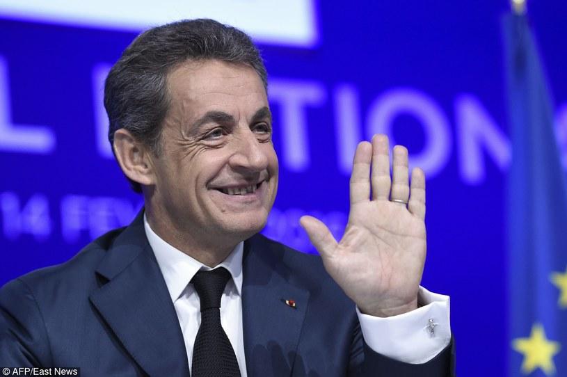 Nicolas Sarkozy /LIONEL BONAVENTURE/AFP /East News