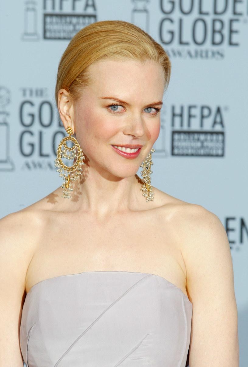 Nicole Kidman, 2003 rok /Getty Images