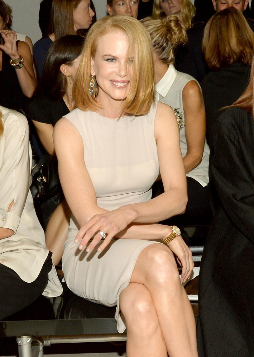 Nicole Kidman, 2013 rok /Andrew H. Walker /Getty Images