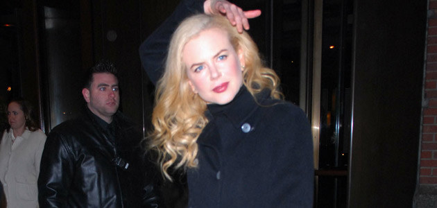 Nicole Kidman  /Splashnews