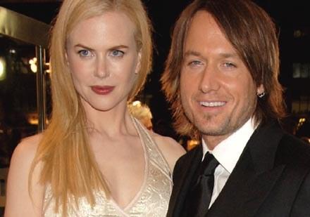 """Nicole Kidman i Keith Urban na londyńskiej premierze """"Złotego kompasu"""" - fot. Dave M. Benett /Getty Images/Flash Press Media"""