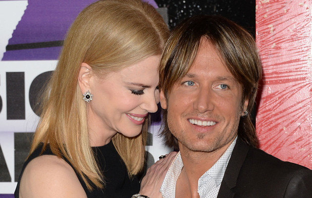 Nicole Kidman i Keith Urban /Jason Merritt /Getty Images