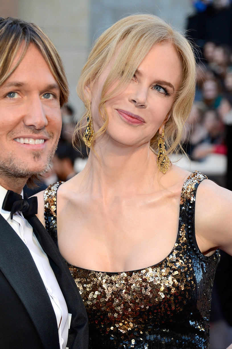 Nicole Kidman i Keith Urban /Kevork Djansezian /Getty Images