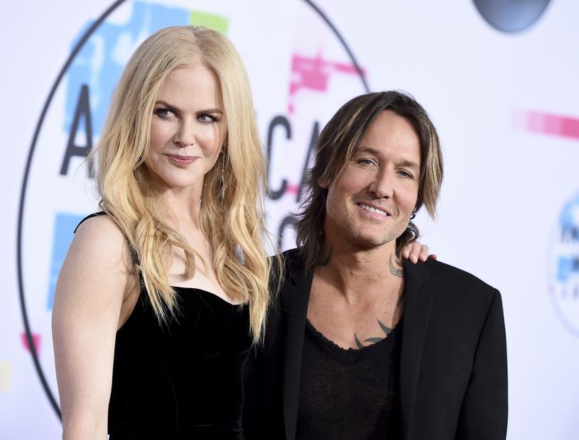 Nicole Kidman i Keith Urban /East News