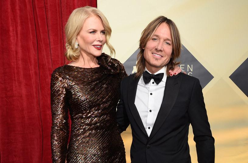 Nicole Kidman i Keith Urban /Kevork Djansezian /Getty Images