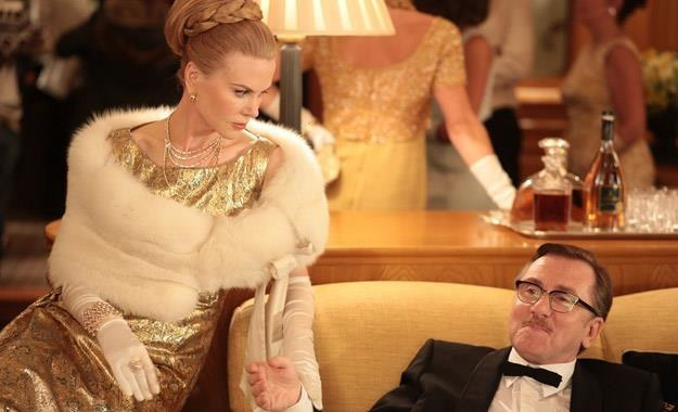 """Nicole Kidman i Tim Roth w filmie """"Grace księżna Monako"""" /materiały dystrybutora"""