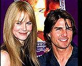 Nicole Kidman i Tom Cruise /INTERIA.PL