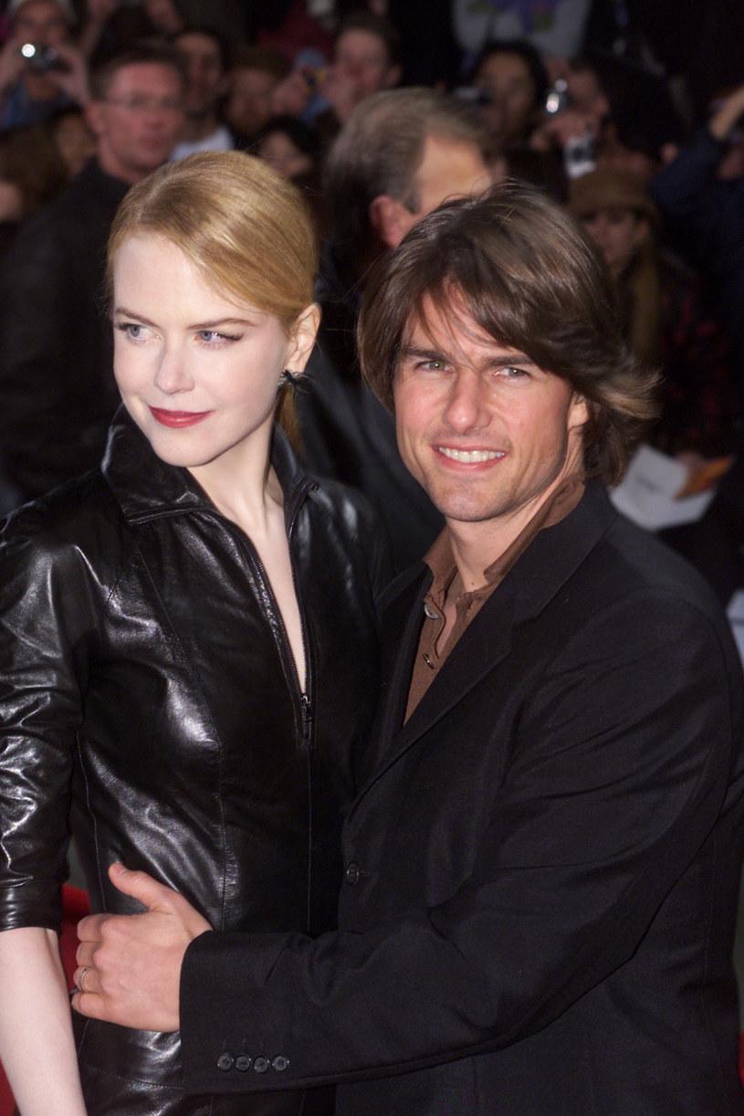 Nicole Kidman i Tom Cruise /Matt Turner /Getty Images