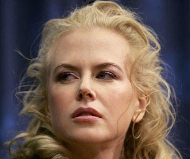 Nicole Kidman jak Jason Bourne