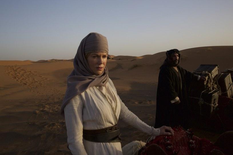 """Nicole Kidman jako tytułowa """"Królowa pustyni"""" /materiały prasowe"""