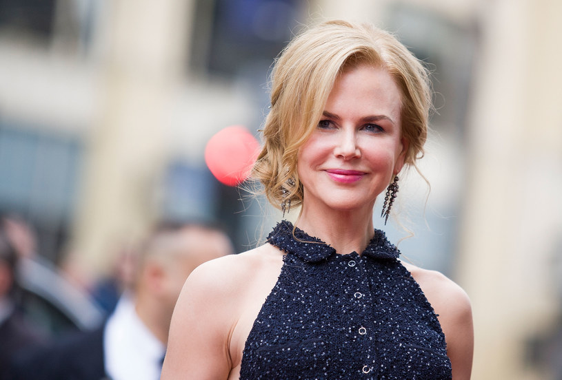 "Nicole Kidman na premierze filmu ""Paddington"" (2015) /Vincent Sandoval /Getty Images"