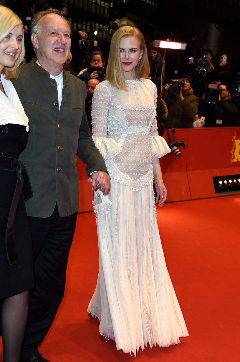 Nicole Kidman nie ukrywa, że chciałaby jeszcze zostać matką /Pascal Le Segretain /Getty Images