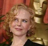 Nicole Kidman podczas oscarowego lunchu /EPA