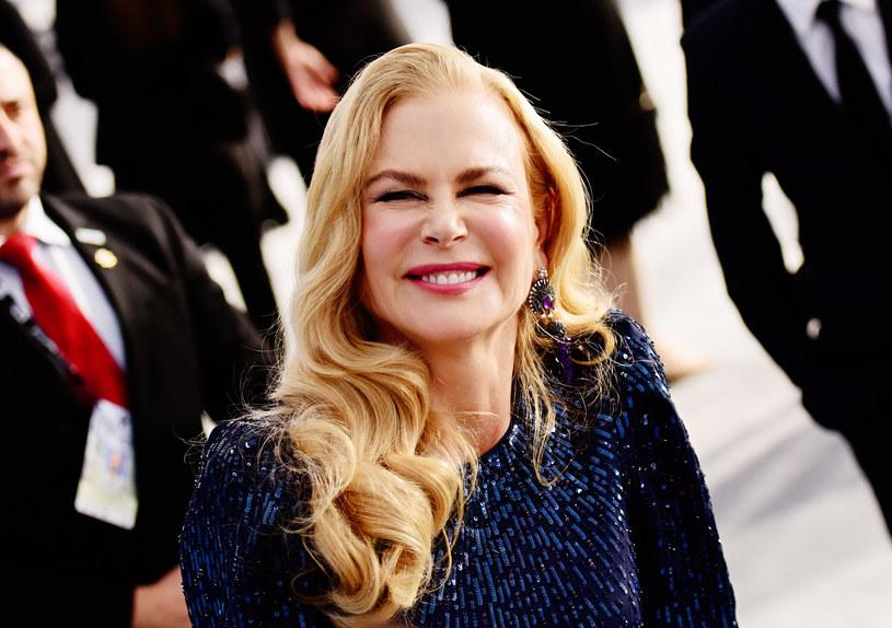 Nicole Kidman przyznała się do kilku operacji plastycznych /Chelsea Guglielmino /Getty Images