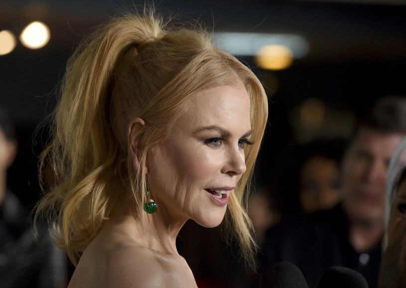 Nicole Kidman przyznała, że miała w przeszłości sporo kompleksów /Invision/Invision/East News /East News
