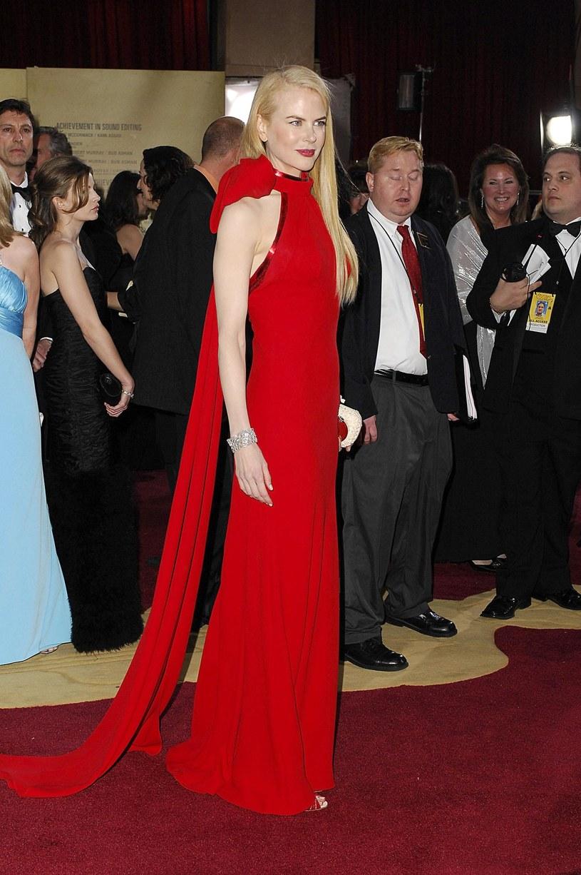 Nicole Kidman w 2007 roku /East News