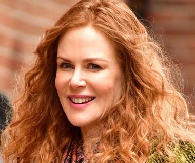 Nicole Kidman w najmodniejszej krótkiej fryzurze. Obcięła się na pixie cut?