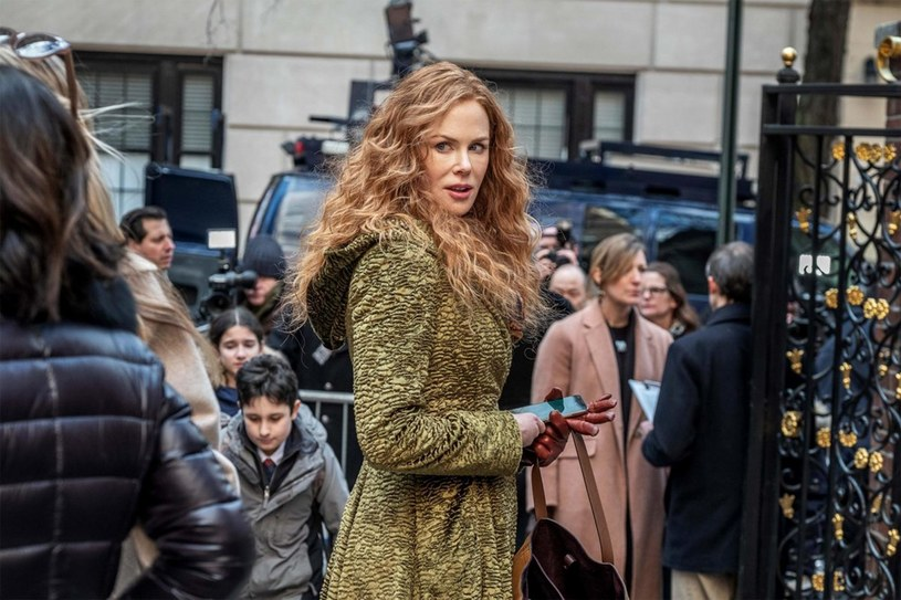"""Nicole Kidman w scenie z """"Od nowa"""" /materiały prasowe"""