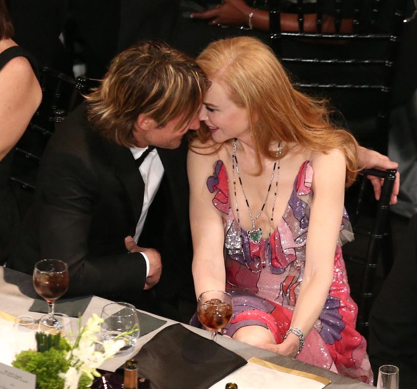 Nicole Kidman z mężem, Keithem Urbanem /Mark Davis /Getty Images