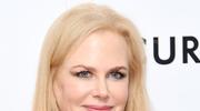 Nicole Kidman zachwyca w srebrnej sukni