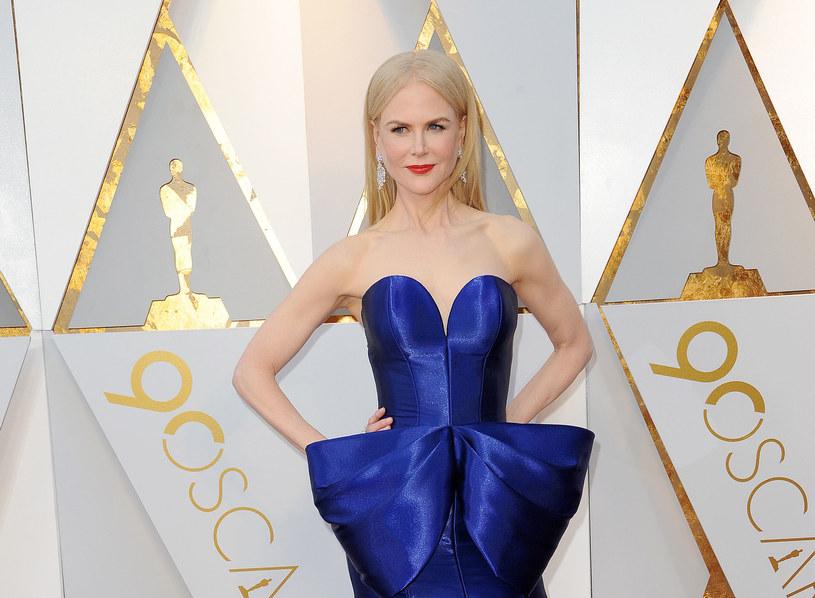 Nicole Kidman zawsze zachwyca na czerwonym dywanie /123RF/PICSEL