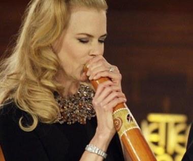 Nicole Kidman złamała tabu