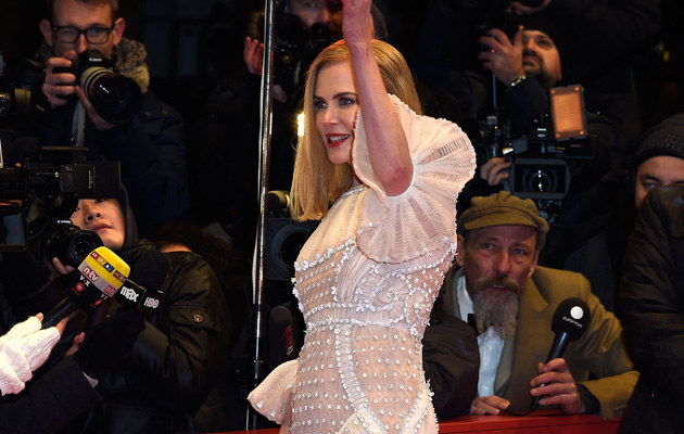 Nicole Kidman /Pascal Le Segretain /Getty Images