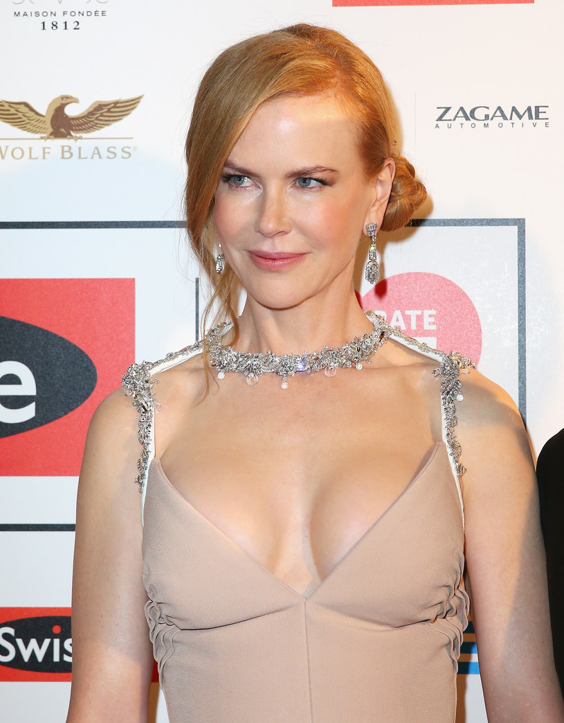 Nicole Kidman /Scott Barbour /Getty Images