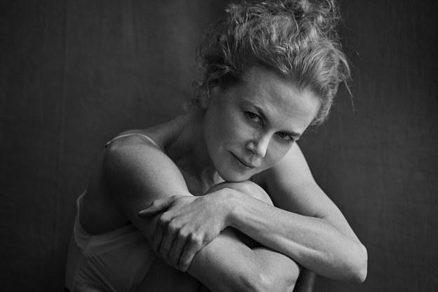 Nicole Kidman /PETER LINDBERGH /PAP/EPA
