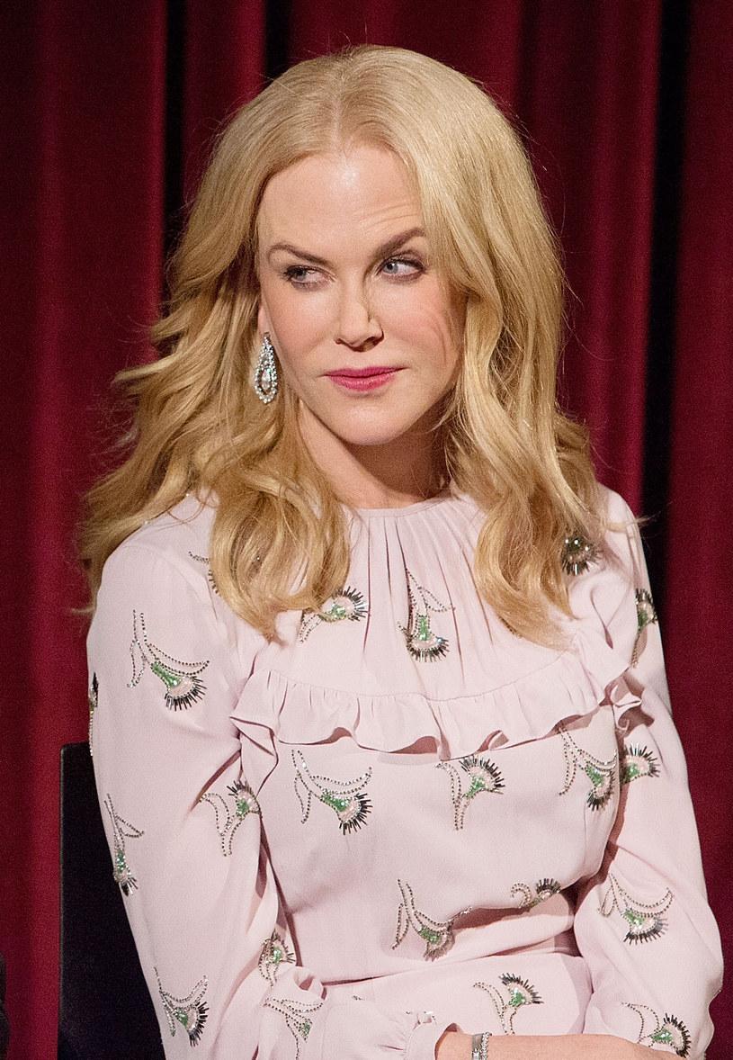 Nicole Kidman /Lars Niki /Getty Images