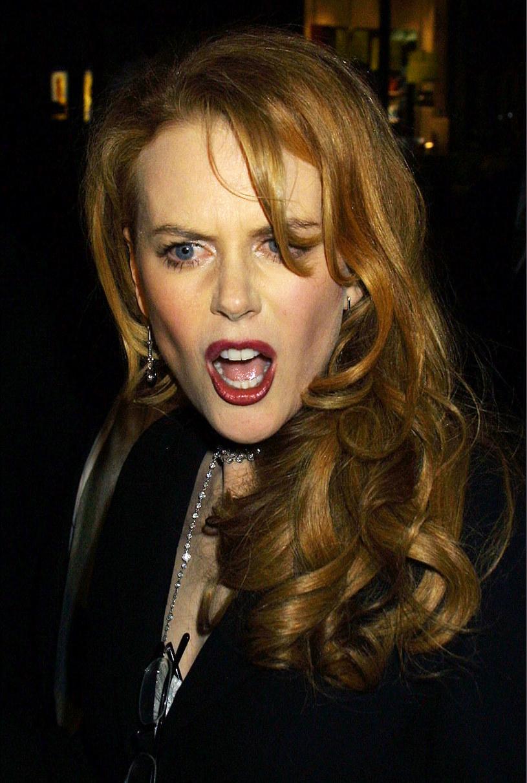Nicole Kidman /George de Sota /Getty Images