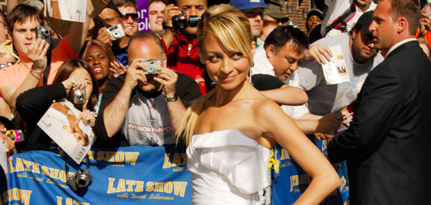 Nicole Richie, fot. Ray Tamarra   /Getty Images/Flash Press Media