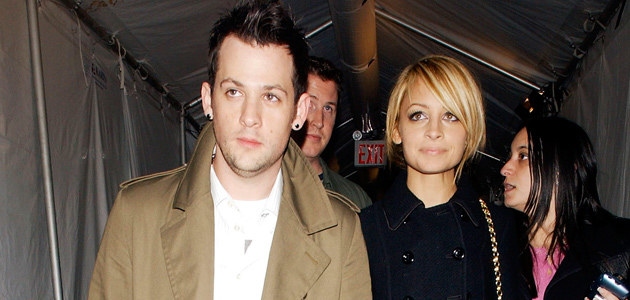 Nicole Richie i Joel Madden, fot. Arnaldo Magnani   /Getty Images/Flash Press Media