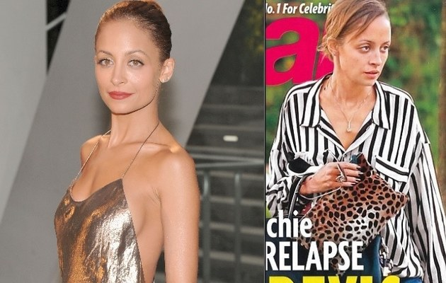 Nicole Richie /- /Getty Images