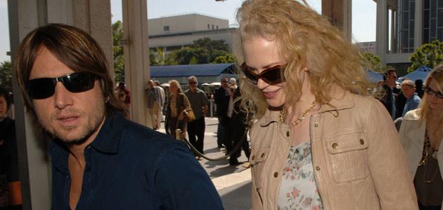 Nicole spodziewa się dziecka  /Getty Images/Flash Press Media