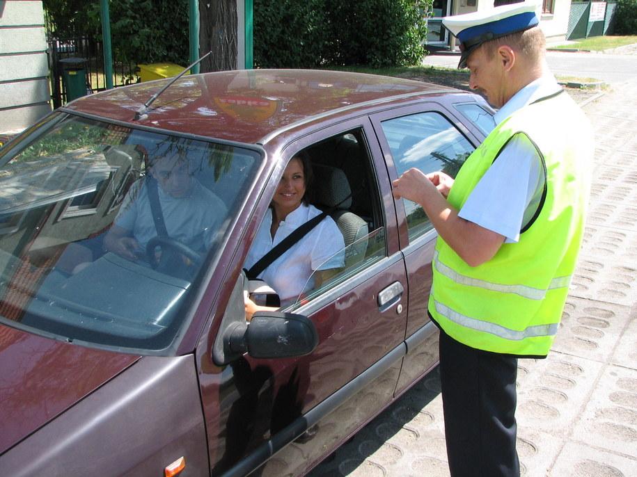 Nie będzie mandatu za brak przy sobie prawa jazdy /RMF FM