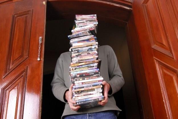 Nie będzie preferencyjnej stawki VAT na wypożyczanie płyt CD, DVD i kaset wideo /© Panthermedia