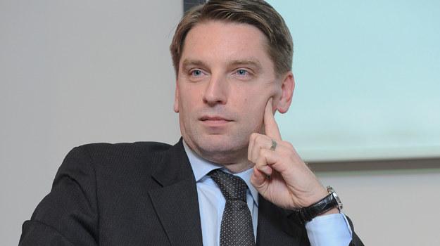 Nie będzie w naszym tygodniku żadnej linii politycznej - twierdzi Tomasz Lis / fot. P. Przybyszewski /MWMedia