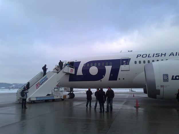 Nie będziemy płacić za Dreamlinery, które są uziemione i które nie latają /INTERIA.PL