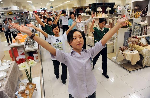 Nie bójmy się chińskich inwestycji /AFP