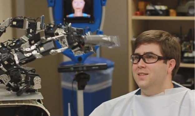 Nie chcielibyśmy raczej, aby taki robot miał awarię   Fot. Inteligent Automation /Gadżetomania.pl