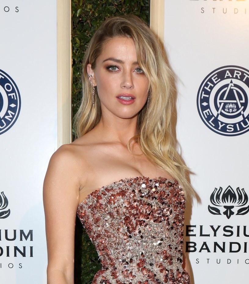 Nie da się ukryć, że Amber Heard to piękna kobieta /Splash News /East News