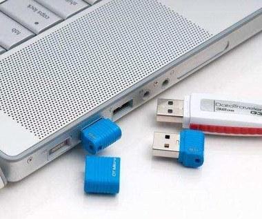 Nie dbamy o bezpieczeństwo danych z USB