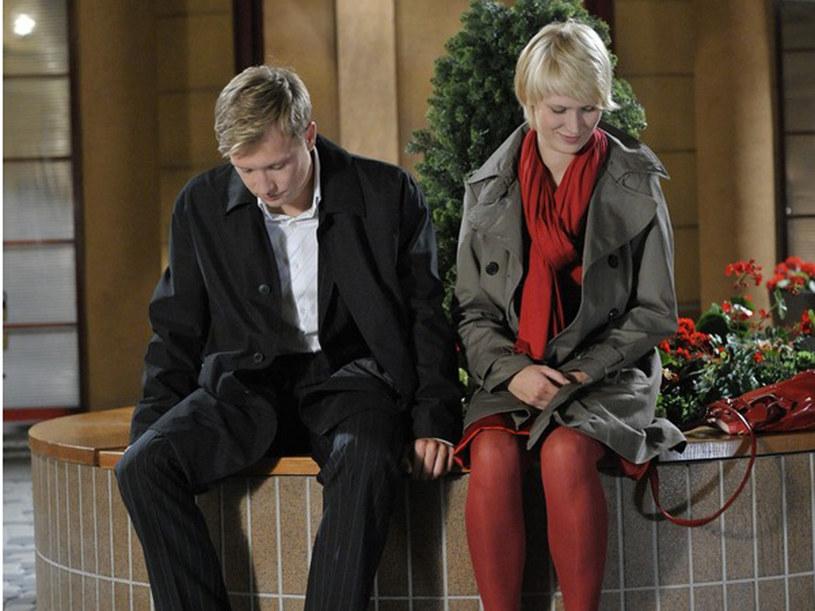 Nie dla każdego los jest łaskawy. Igor (Kuba Wesołowski) i Maja (Agnieszka Żulewska) nie przetrwali. /Gazka /AKPA